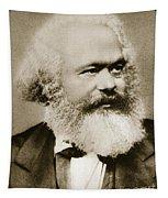 Karl Marx Tapestry