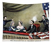 Lincoln Assassination Tapestry