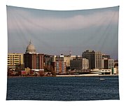 Madison Wisconsin Tapestry