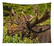 Moose Tapestry