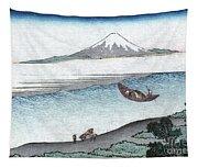 Mount Fuji Tapestry