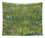 Patch Of Grass Tapestry
