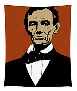 President Lincoln Tapestry