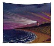 Sankaty Head Lighthouse Nantucket Tapestry