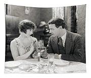 Silent Film Still: Drinking Tapestry