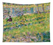Study For Sunday Afternoon On The Island Of La Grande Jatte Tapestry
