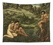 The Garden Of Pan Tapestry
