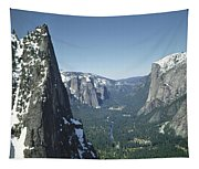 306754 Yosemite Valley From Union Point  Tapestry