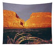 317828 Sunrise On Santa Elena Canyon  Tapestry