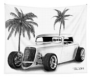 33 Ford Coupe Tapestry