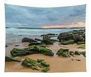 Dawn Seascape Tapestry