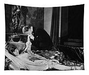 Silent Film Still: Couples Tapestry