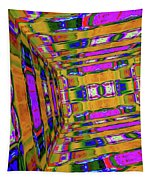3d Unlimited Spectrum  Tapestry