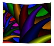 3x1 Abstract 915 Tapestry
