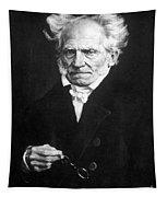 Arthur Schopenhauer Tapestry