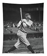 Babe Ruth  Tapestry by American School
