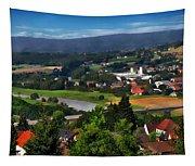 Bavarian Landscape Tapestry