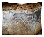Cave Art: Horse Tapestry