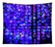 Christmas Lights Tapestry