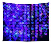 Christmas Lights Tapestry