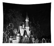 Cinderella Castle Tapestry