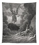 Illustration By Gustave Dore 1832-1883 Tapestry