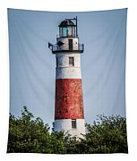 Middle Island Lighthouse Tapestry