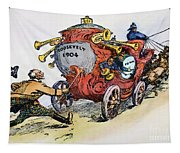 Presidential Campaign 1904 Tapestry