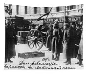 Russian Revolution, 1917 Tapestry