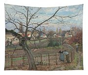 The Fence Tapestry
