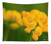 Wildflower Named Birdsfoot Trefoil Tapestry