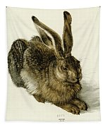 Young Hare Tapestry