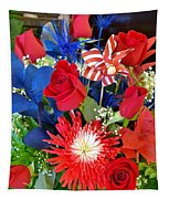4th Of July Surprise  Tapestry