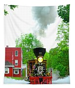 A President's Funeral Train - 3435 Tapestry