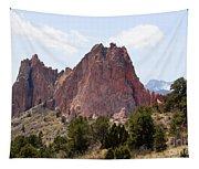 Dakota Trail At Garden Of The Gods Tapestry