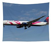 Delta Airlines Boeing 767 Tapestry