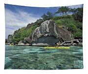 Fiji, Kadavu Island Tapestry