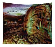 Marble Cave Crimea Tapestry