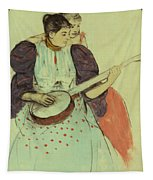 Mother And Child Tapestry