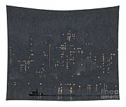 Pennell, New York City.  Tapestry
