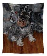 Stuffed Animals Tapestry