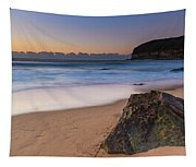 Sunrise By The Sea Tapestry