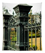 5603 St. Charles Ave Fence- Nola Tapestry