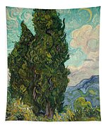 Cypresses Tapestry