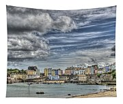 Tenby Harbour Tapestry
