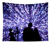 Abstract Light Tapestry