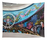 High Roller - Las Vegas Nevada Tapestry