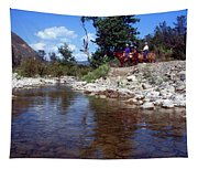 Lower Sisquoc River - San Rafael Wilderness Tapestry