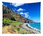 Na Pali Coast Tapestry