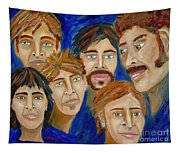 70s Band Reunion Tapestry
